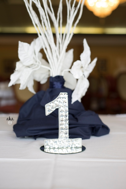 navy and white, military wedding, sarasota, florida, palm aire country club
