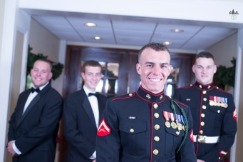 military wedding, groom, sarasota, country club, wedding planning