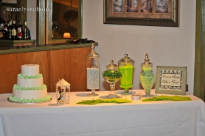 candy bar ideas, wedding ideas, wedding planning, florida weddings, ft myers weddings, purple and green weddings