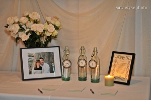 guest book ideas, wedding planning, florida weddings, ft myers weddings, beach weddings