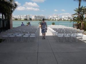 st pete beach weddings, st pete beach community center, coral and teal weddings, waterfront weddings, april weddings,