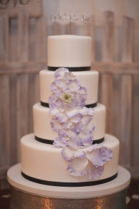 purple and green wedding, rustic wedding, tampa weddings, barn weddings, sweet tweets cakery, barrington hill weddings