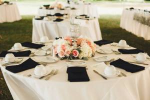 pink and grey wedding, pink wedding, grey wedding, powel crosley weddings