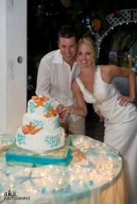 blue weddings, beach weddings, anna maria island wedding, sandbar weddings